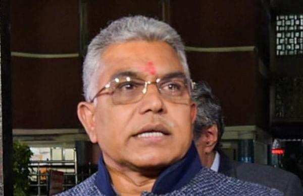 Sukanta Majumdar replaces Dilip Ghosh as West Bengal BJP chief