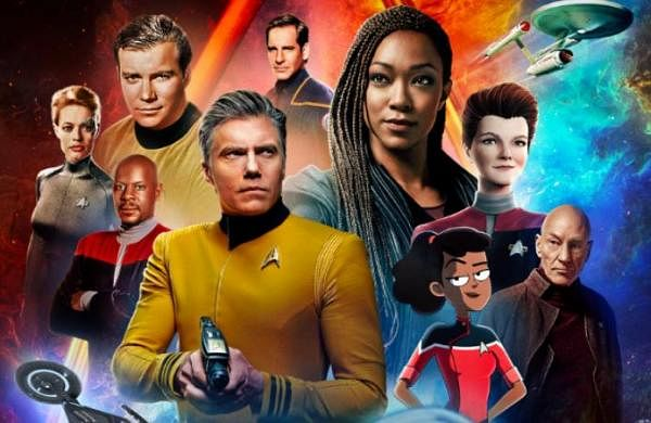 Teaser of 'Star Trek: Strange New Worlds' reveals which original characters would return