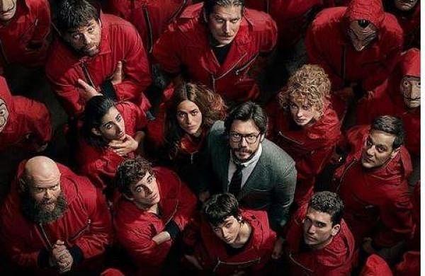 'The Professor' Alvaro Morte expresses excitement as Money Heist season 5is out