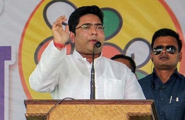 Trinamool accuses BJPof vendetta politics as ED issues summonsto Abhishek Banerjee
