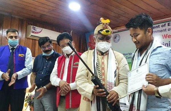 Union minister lauds Arunachal govt's wildlife conservation effort to prevent poaching
