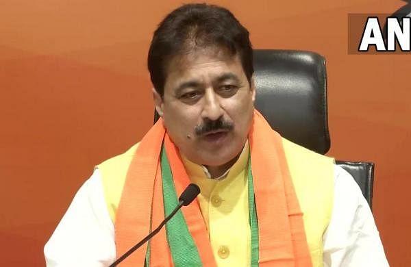 Uttarakhand: Congress MLA from Purola Rajkumar joins BJP