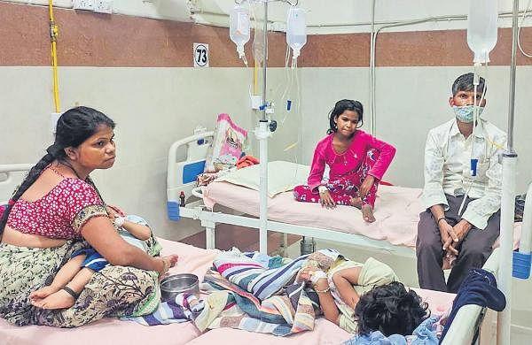Vector control failure causing Uttar Pradesh fever outbreak