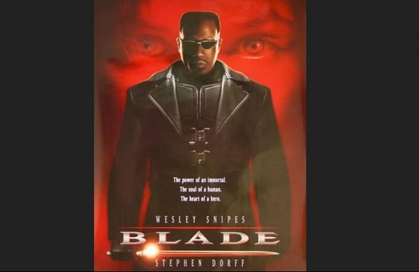 We can't deny what Wesley Snipes did: Bassam Tariq on making new 'Blade' movie
