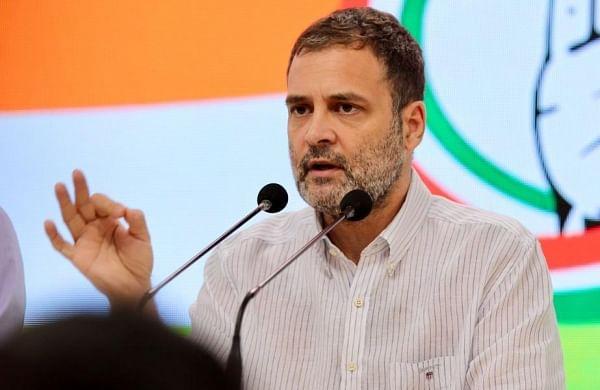 What kind of a Yogi propagates hate: Rahul Gandhi takes dig at Uttar Pradesh CM