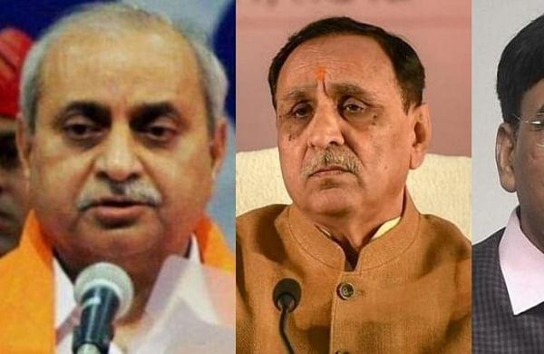 Who will replace Vijay Rupani? Speculation over Nitin Patel, Mansukh Mandaviya as next GujaratCM