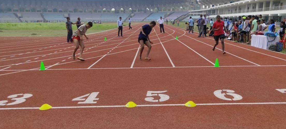 खेल अकादमी रायपुर एवं बिलासपुर में प्रवेश हेतु खिलाड़ियों के राज्य स्तरीय चयन की प्रक्रिया प्रारंभ