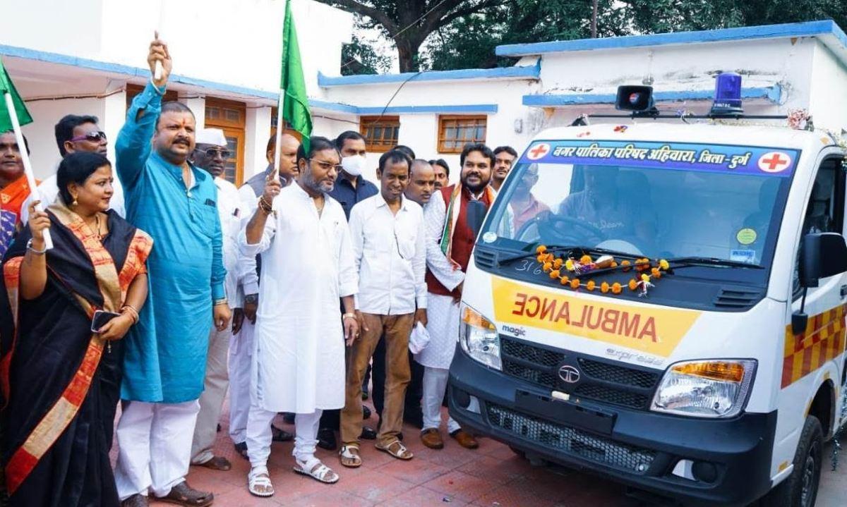 स्वास्थ्य सुविधाओं का हो रहा तेजी से विस्तार: मंत्री गुरू रूद्रकुमार