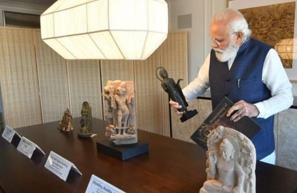 157 antiquities to land in India from US by end of 2021