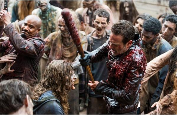AMC announces 'Walking Dead' anthology series 'Tales of the Walking Dead'