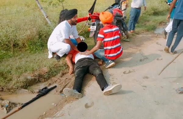 BJP MPVarun Gandhi shares video of SUV knocking down farmers in Lakhimpur Kheri, demands arrest