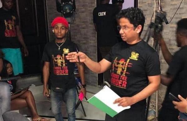 Bihar-born doctor makes splash inNigerian film industry as producer and actor