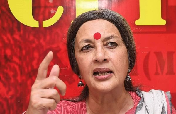 Brinda Karat writes to environment minister on proposed amendments in Forest Conservation Act