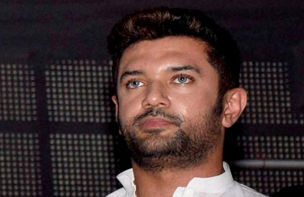 Chirag Paswan thanks EC for allotting LJP (Ram Vilas) as his party's name, announces bypoll candidates