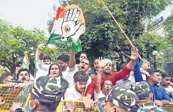 Congress delegation to meet President Kovind on Oct 13, present memorandum on Lakhimpur violence case