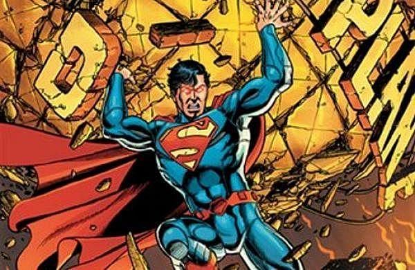 DC's new Superman comes out as bisexual in latest comic