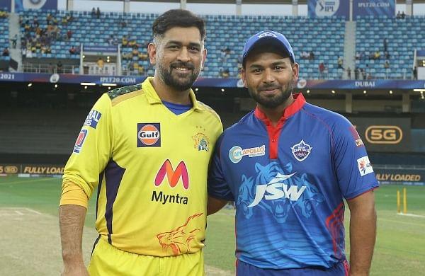 Delhi Capitals opt to bowl against CSK