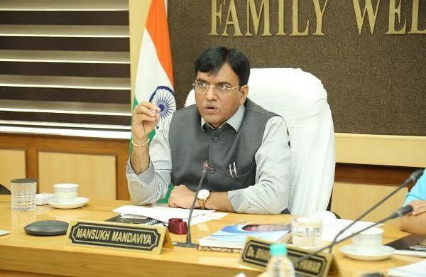 Development of country linked to health of citizens, saysHealth Minister Mansukh Mandaviya