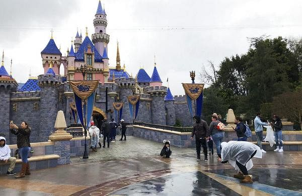 Disney developing a movie about creation of Disneyland