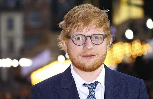 Ed Sheeran teams up with Elton John for Christmas single
