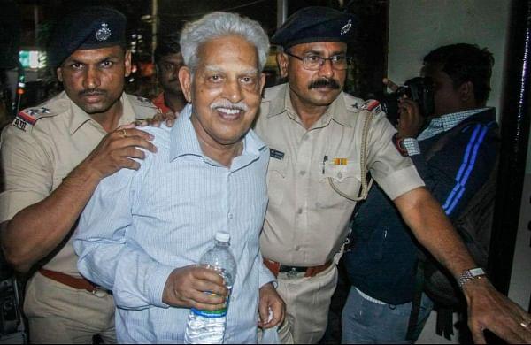 Elgar Parishadcase: Varavara Rao need not surrender until Oct 28, says Bombay High Court