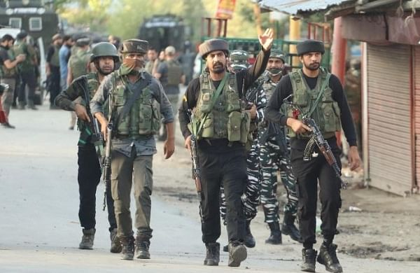 Encounter breaks out between militants, security forces in Srinagar'sChanapora area