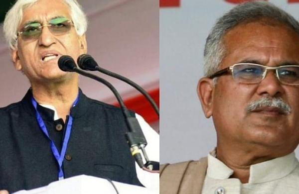 'Everything is fine': Chhattisgarh MLAs return from Delhi amid leadership change buzz