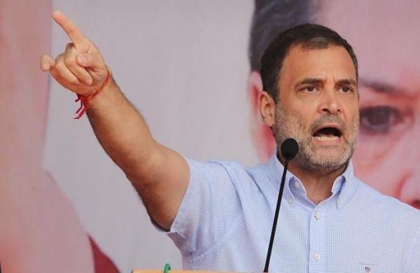 'Festive spirit faded away': Rahul Gandhi blames Modi government for price rise