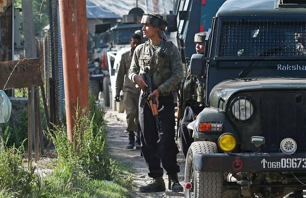Five army personnel injured in encounter with terrorists in J&K's Poonch