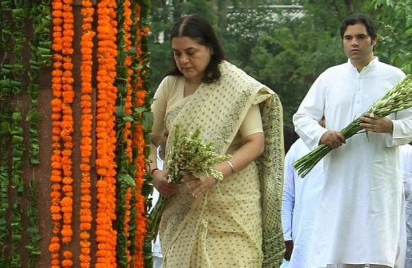 Hours after decrying Lakhimpur deaths, Varun Gandhi, momManeka shown the door from BJP National Executive