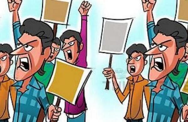 Hundreds protest in Thane against Islamic scholar's arrest in Uttar Pradesh, eviction drive in Assam