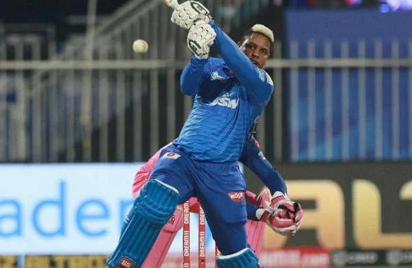 I am paid to finish games for my side:Delhi Capitals batsman Shimron Hetmyer