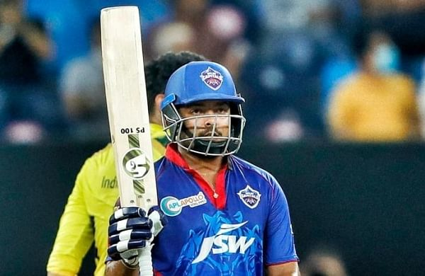 IPL 2021: Shaw, Pant fire Delhi Capitals to 172/5 against Chennai Super Kings in Qualifier 1