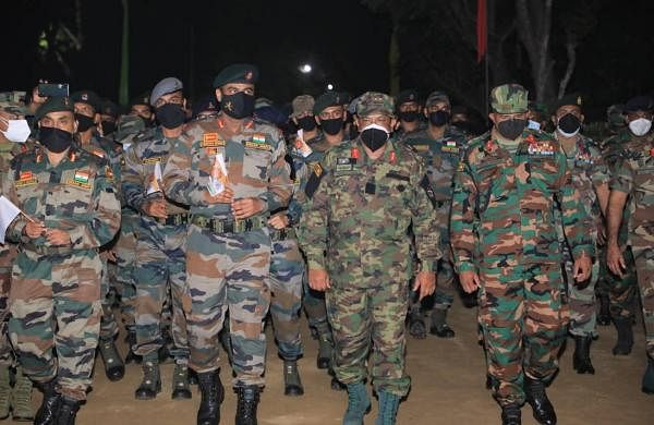 India, Sri Lanka begin 12-day military exercise with focus on counter-terror cooperation