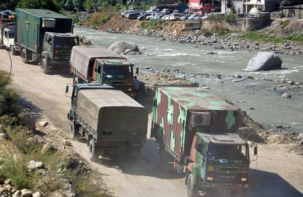India andChina discuss LAC disengagement