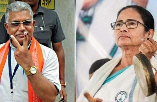 Instead of writing to PM,Mamata should address reason behind flooding in West Bengal: Dilip Ghosh