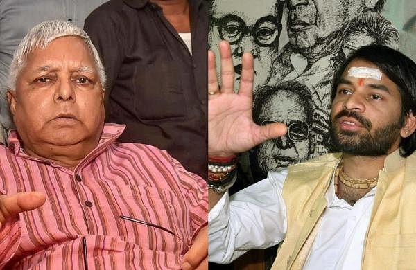 Is RJD chief Lalu Prasad Yadav being held hostage? 'Yes', alleges son Tej Pratap