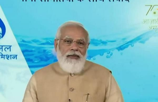 Jal Jeevan Mission empowering women by saving efforts used to fetch drinking water: PM Narendra Modi