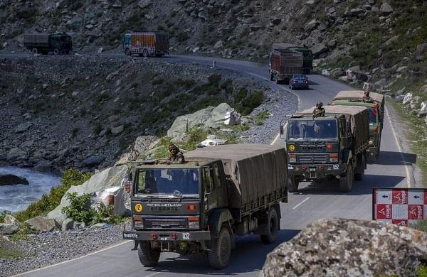 Ladakh standoff: India, China hold 13th round of military talks