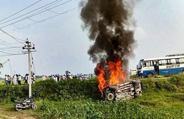 Lakhimpur Khedi violence: Priyanka Gandhi detained in Sitapur; mobile internet suspended in UP district