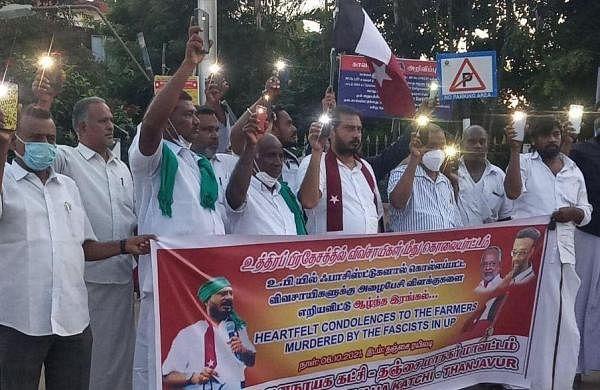 Lakhimpur Kheri: MVA allies urge people to extend full support to Maharashtra bandh on October 11