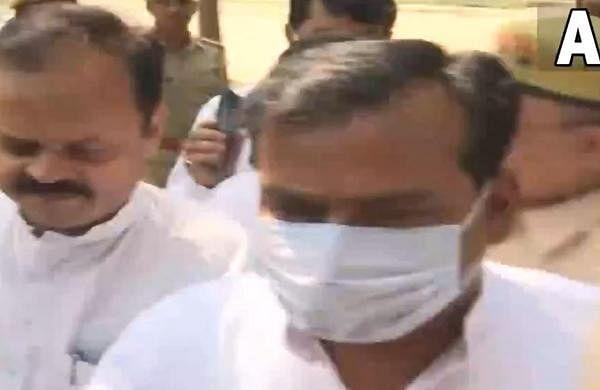 Lakhimpur Kheri incident: MoS Ajay Mishra Teni's son Ashish arrives at Crime Branch office