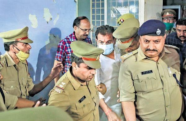Lakhimpur Kheri violence: Prime accused Ashish Mishra grilled asaide Ankit Das files surrender plea