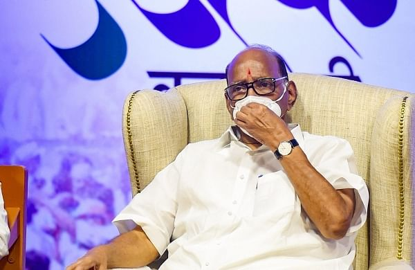 NCP chief Sharad Pawar decides not to succumb to pressure tactics of BJP amidst raids against ministers