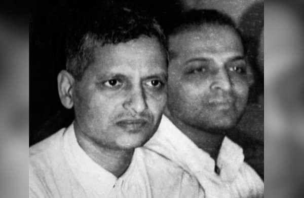 Nathuram Godse's photograph garlanded at Hindu Mahasabha event on Gandhi Jayanti