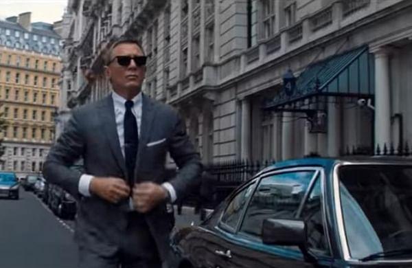 New Bond film smashes franchise takings record