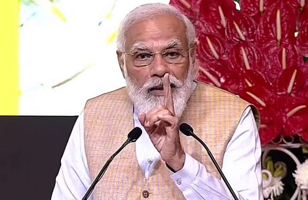 PM Modi lauds MP's efforts in implementing central schemes