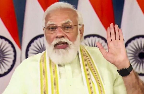 PM Narendra Modi unveils Gati Shakti National Master Plan for infrastructure