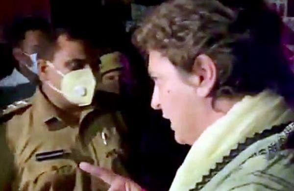 Priyanka's detention at LakhimpurKheri: Shiv Sena calls for joint Opposition action
