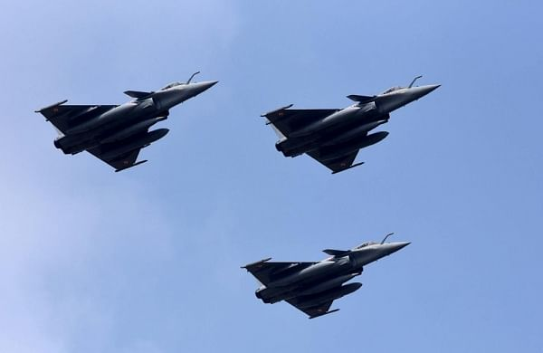 Rafale deliveries to India ahead of schedule, says French Ambassador Lenain